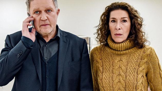 """Austro-""""Tatort"""" prangert Leistungsgesellschaft an (Bild: ORF)"""