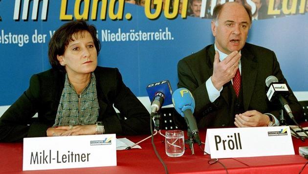 Niederösterreich bekommt erstmals Landeshauptfrau (Bild: APA)