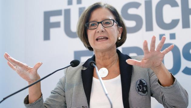 Ex-Innenministerin Mikl-Leitner, nunmehr Chefin der niederösterreichischen ÖVP (Bild: APA/Georg Hochmuth)