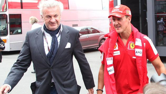 Ex-Manager knöpft sich Schumacher-Familie vor (Bild: GEPA)
