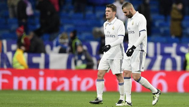 Nächste Pleite! Real Madrid torkelt ganz heftig (Bild: AP)
