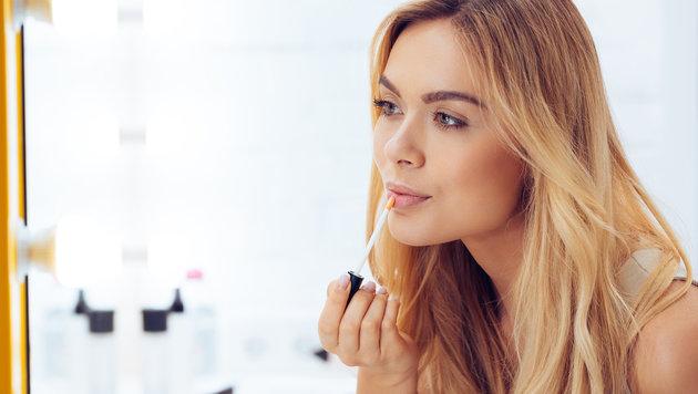 So gelingt das Ball-Make-up im Handumdrehen (Bild: thinkstockphotos.de)
