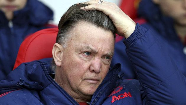 """Van Gaal dementiert: """"Bin nicht zurückgetreten"""" (Bild: AP)"""