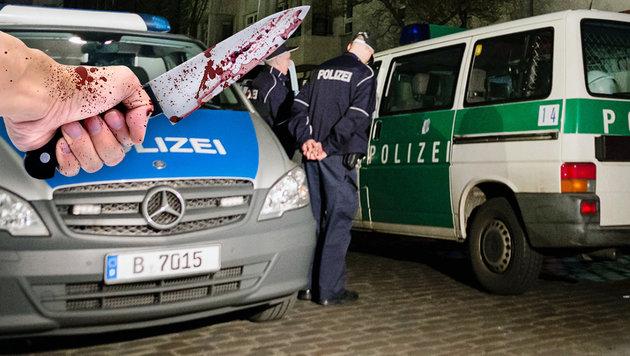 Zerstückelter Pensionist lag 10 Jahre in Kühltruhe (Bild: APA/dpa/Gregor Fischer, thinkstockphotos.de (Symbolbilder))