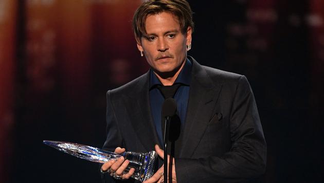 Johnny Depp (Bild: Kevin Winter/Getty Images/AFP)