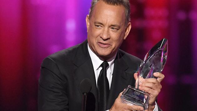 Tom Hanks (Bild: Kevin Winter/Getty Images/AFP)