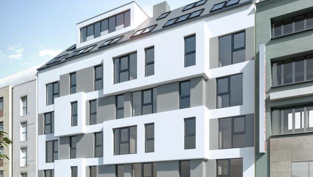 82 freifinanzierte Eigentumswohnungen in 1030 Wien (Bild: SÜBA)