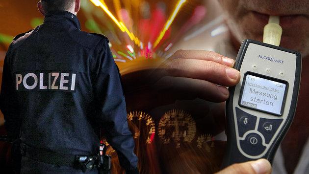 Alkolenker drohen jetzt zehn Jahre Gefängnis! (Bild: Reinhard Holl, APA/Hans Klaus Techt, thinkstockphotos.de)