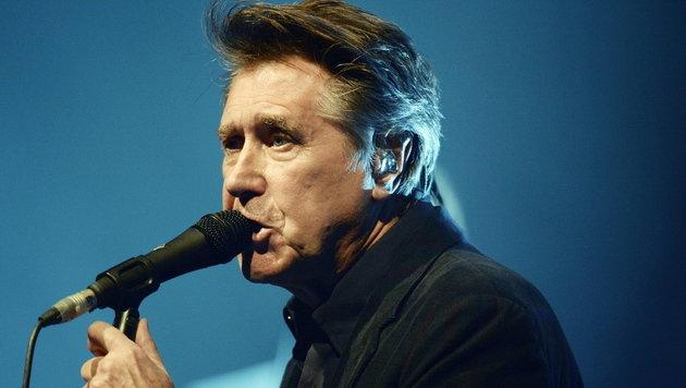Artrock-Legende Bryan Ferry in Wien und Graz (Bild: EPA/Walter Bieri)