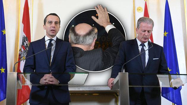 """Der """"Pröll-Faktor"""" wird für Koalition entscheidend (Bild: APA/HELMUT FOHRINGER)"""