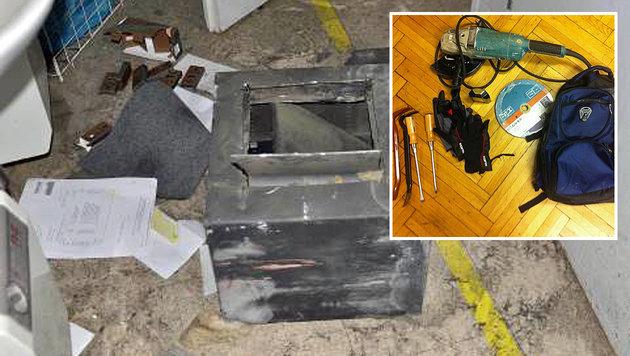Einbrecherbanden zerschlagen: 42 Männer gefasst (Bild: LPD Wien)