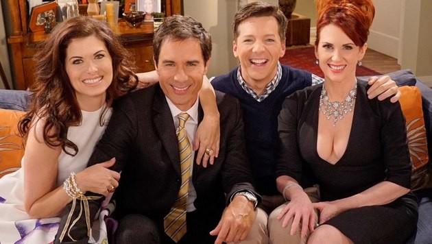 """Kult-Sitcom """"Will & Grace"""" kehrt zurück (Bild: NBC)"""