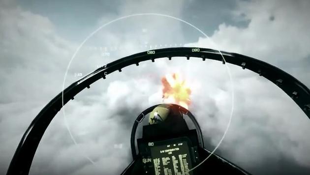 Militär verwendete Videospielszenen für Werbevideo (Bild: YouTube)