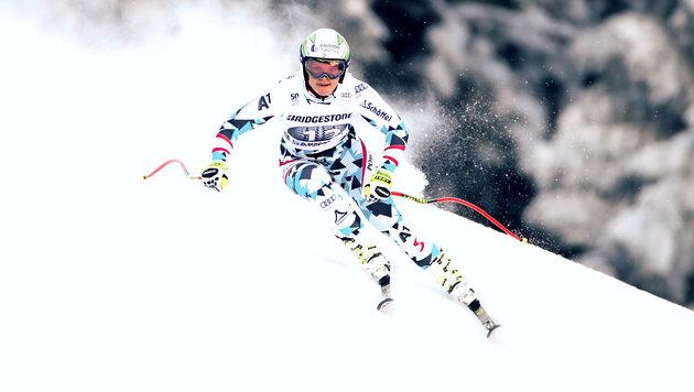 Siebenhofer setzt Ausrufezeichen in Garmisch (Bild: GEPA)