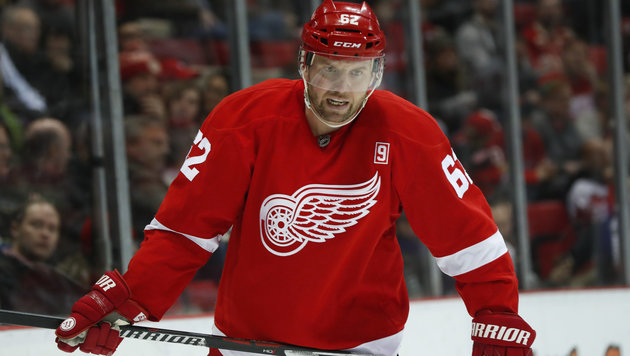 Vanek: Assist und Penalty-Treffer bei Detroit-Sieg (Bild: ASSOCIATED PRESS)