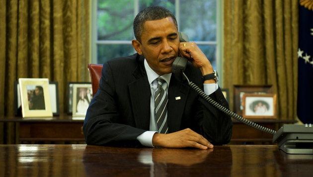 """Nach dem Abgang von Zauderer Obama könnten die """"Falken"""" im Pentagon ernst machen. (Bild: AFP)"""