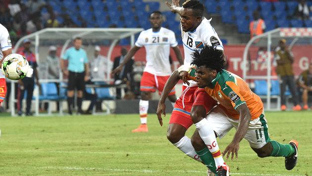 Elfenbeinküste bei Afrika-Cup noch ohne Sieg (Bild: AFP)