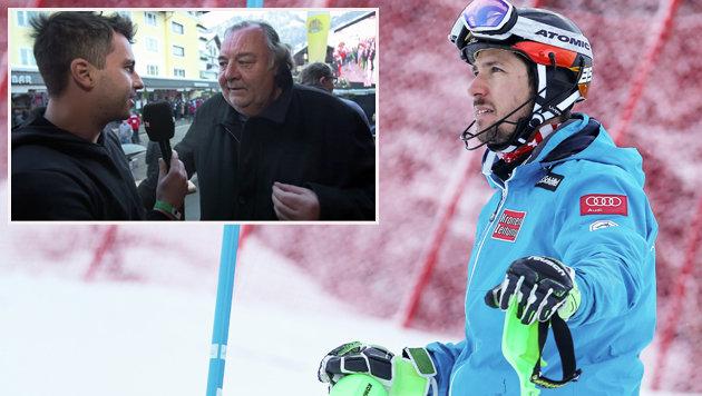 """""""Hirscher hat Recht: Das war kein Super-G!"""" (Bild: GEPA, krone.tv)"""