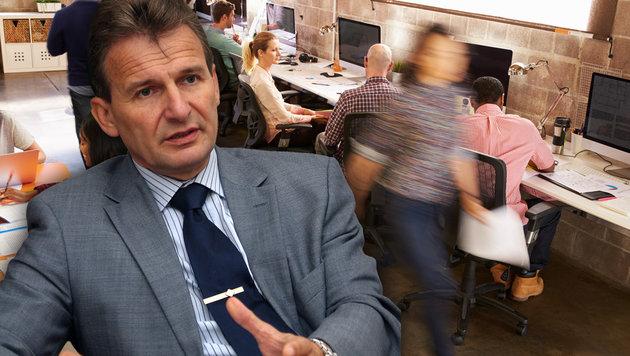ÖGB-Präsident Erich Foglar (Bild: Peter Tomschi, thinkstockphotos.de)