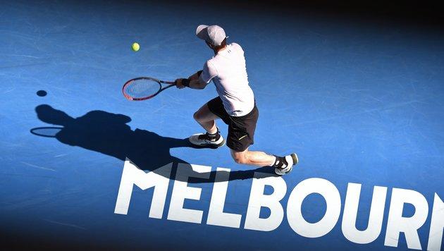 Murray und Wawrinka bei Australian Open weiter (Bild: AFP or licensors)