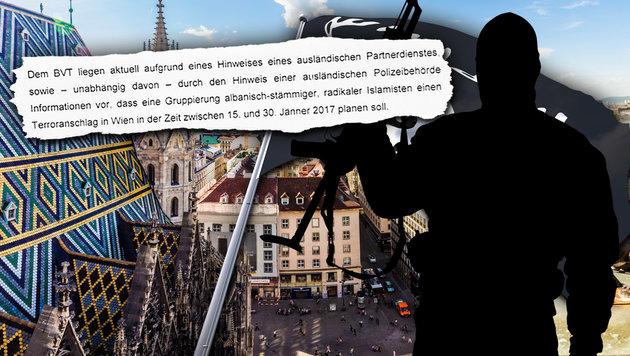 Wir waren Terrorziel: Attentäter in Wien verhaftet (Bild: thinkstockphotos.de)