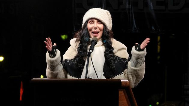 Cher (Bild: D Dipasupil/Getty Images/AFP)