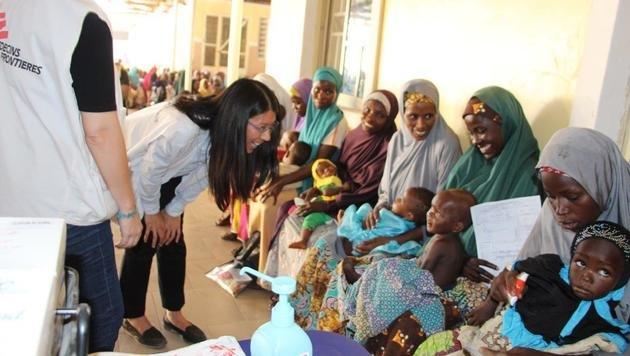 Was geht uns Nigeria an, Frau Maleh? (Bild: Ärzte ohne Grenzen)