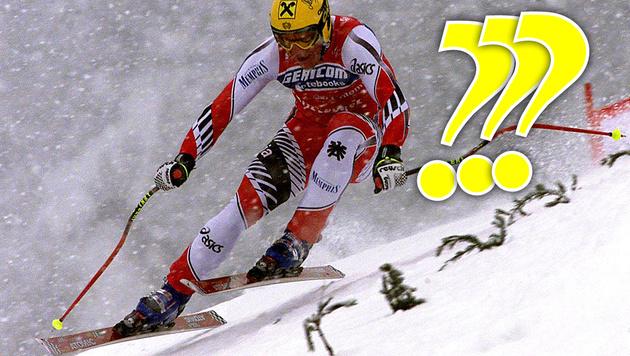 Das große Kitzbühel-Quiz! Sind Sie Ski-Experte? (Bild: APA/rubra)