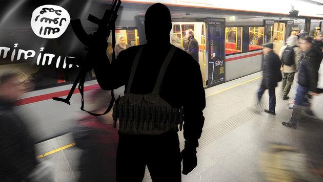Terrorziel Wien: Was wir vom Attentäter wissen (Bild: Wiener Linien (Symbolbild), thinkstockphotos.de)