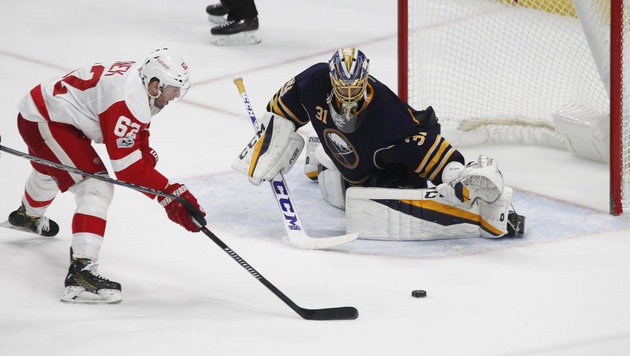 Vanek-Pleite in NHL gegen Ex-Klub Buffalo! (Bild: ASSOCIATED PRESS)