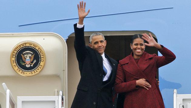 Wie viel wird von Obamas Vermächtnis als US-Präsident übrig bleiben? (Bild: ASSOCIATED PRESS)