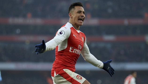 Arsenal-Drama! Siegtor fällt in der 98. Minute (Bild: PA)