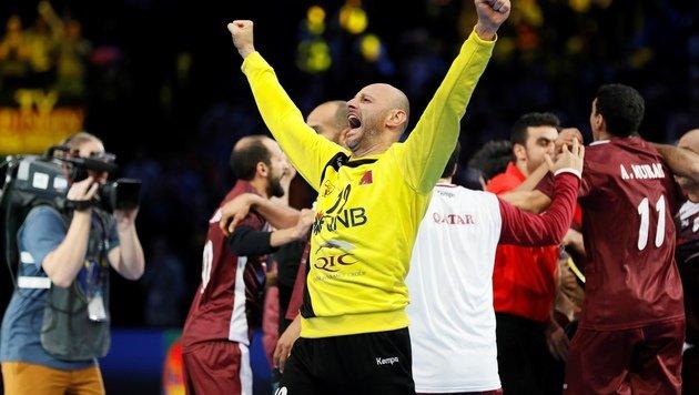 Handball-WM: Deutschland und Dänemark out! (Bild: AFP)