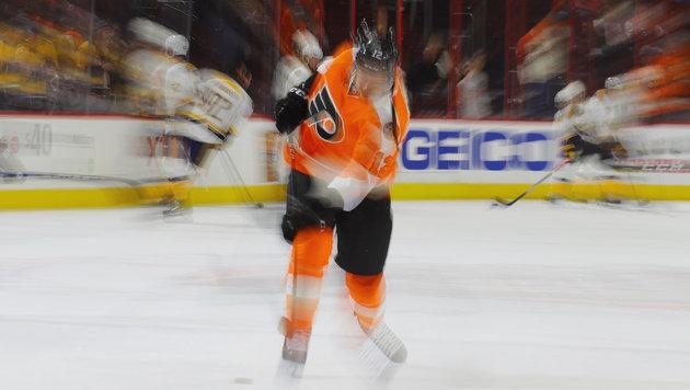 Nächste NHL-Pleite für Raffl und Philadelphia (Bild: 2016 Getty Images)
