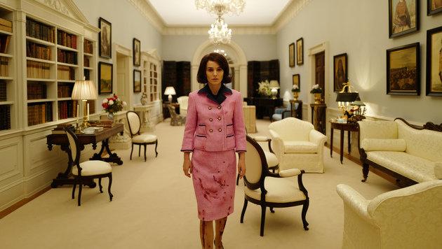"""Natalie Portman als First Lady """"Jackie"""" Kennedy (Bild: Tobis Film)"""
