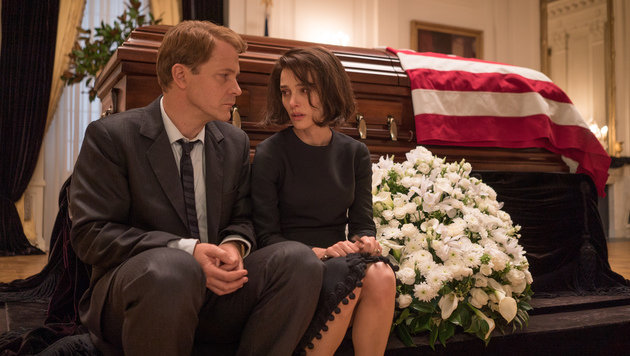 "Oscar-reif! Natalie Portman ist ""Jackie"" (Bild: Tobis Film)"