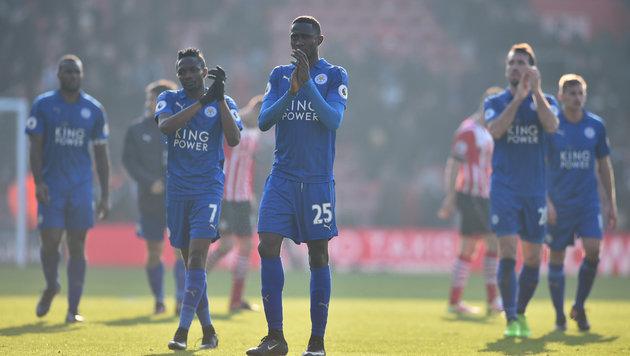 Arsenal-Drama! Siegtor fällt in der 98. Minute (Bild: AFP)