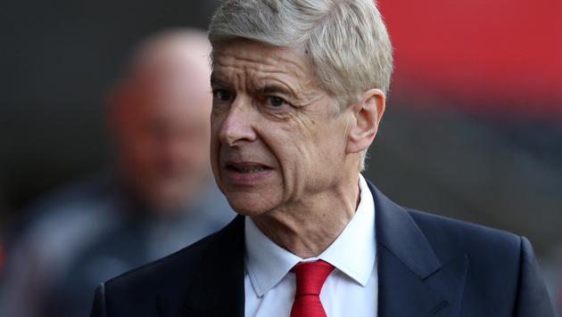 Schiri beleidigt - Arsene Wenger angeklagt (Bild: AFP)