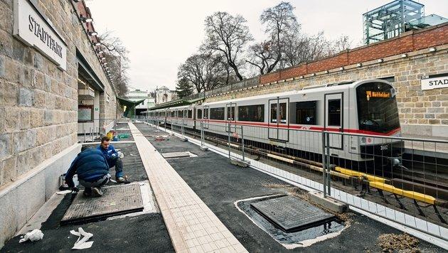 So bauen die Wiener Linien das Öffi-Netz 2017 aus (Bild: Wiener Linien/Manfred Helmer)