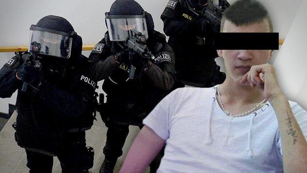 Sogar Zwölfjähriger in Wiener Terrorbande dabei! (Bild: APA/ROLAND SCHLAGER, thinkstockphotos.de)