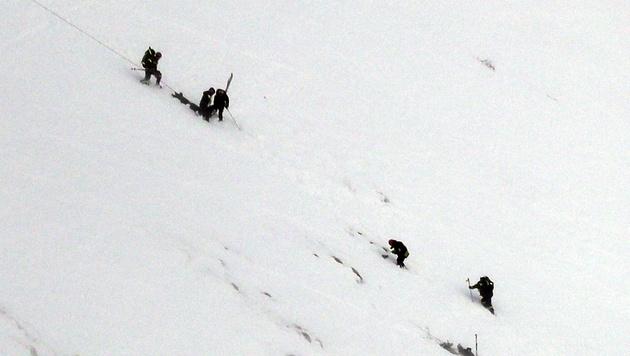 Sechs Tote bei Hubschrauberabsturz in Italien (Bild: AP)