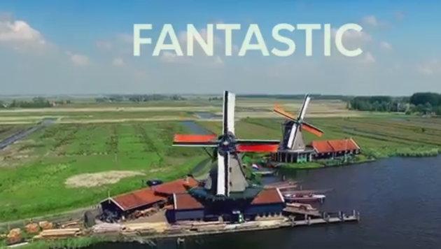 TV-Satire stellt Niederlande im Trump-Stil vor (Bild: YouTube.com)