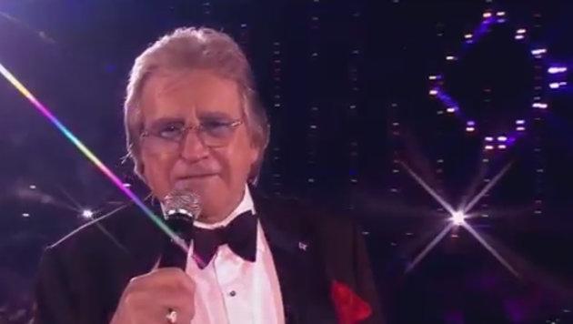Der  Rotterdamer Sänger Lee Towers (Bild: YouTube.com)