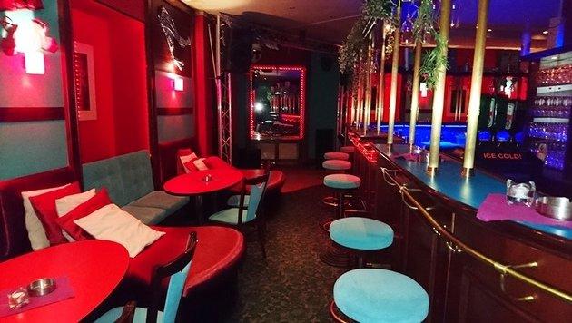"""""""Die erotischen Seiten der Stadt: Die Swinger-Bar (Bild: www.element6.wien)"""""""