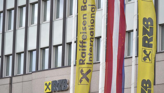 Fusion Raiffeisen Zentralbank (RZB) und Raiffeisen Bank International AG (RBI) ist fix. (Bild: APA/HERBERT NEUBAUER)