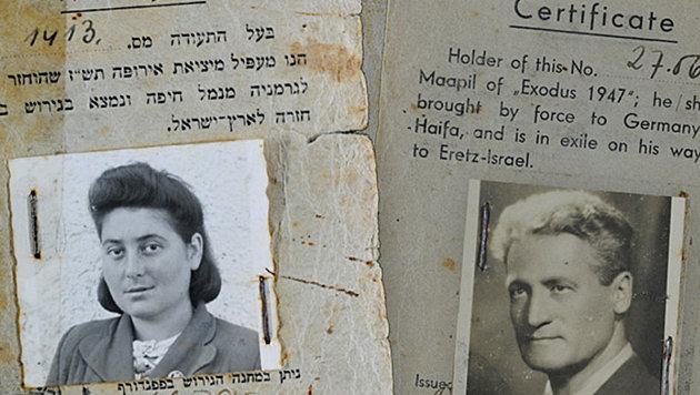 Letzte Briefe von Verfolgten des Holocaust online (Bild: yadvashem.org)