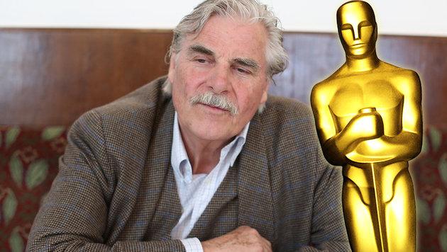 Unser Simonischek nimmt Kurs auf den Oscar (Bild: Gerhard Bartel, AP)