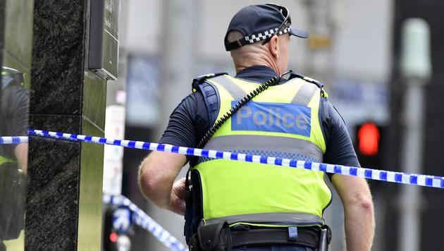 Australier zündete seinen Nachbarn an (Bild: AP)
