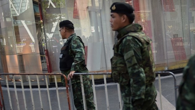 Brite am helllichten Tag in Pattaya ermordet (Bild: AFP (Symbolfoto))