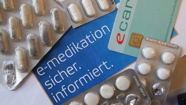 E-Medikation: Systeme sollen jetzt bereit sein (Bild: Jürgen Radspieler)